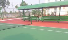 Quy trình thi công sân tennis bằng sơn terraco flexipave