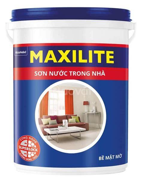 Sơn nước maxilite nội thất cho các công trình nhà ở Bình Dương