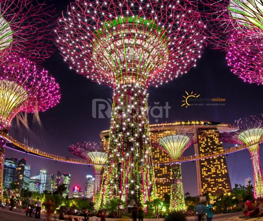 Tour du lịch Malaysia - Singapore 6N5Đ