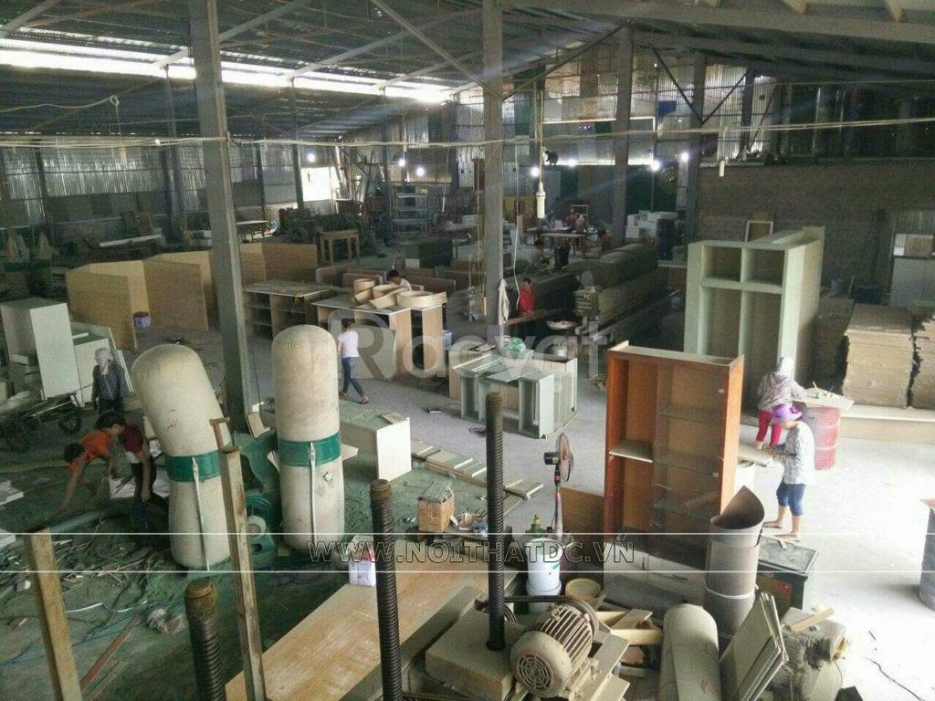 Xưởng đồ gỗ, xưởng sản xuất đồ gỗ nội thất quận 7, HCM (ảnh 3)