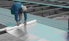 Thi công mái tôn giá rẻ tại Bình Dương - TPHCM