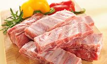 Thịt heo sạch - thịt heo chất lượng cao
