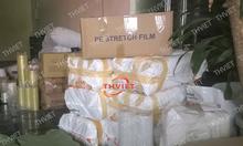 Màng PE, màng quấn pallet, màng chít, PE stretch film tại Quảng Ninh