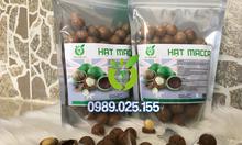 Cửa hàng bán hạt macca tại Điện Biên