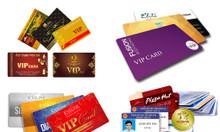 Xưởng sản xuất và in ấn thẻ vip, thẻ nhân viên giá tiết kiệm