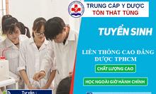 Liên thông cao đẳng dược năm 2018 tại TPHCM