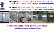 Kho lạnh điện lạnh Bình Thuận, Ninh Thuận, Nha Trang, Phú Yên