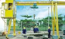 Trường đào tạo cấp chứng chỉ vận hành cầu trục, máy cẩu Bình Dương