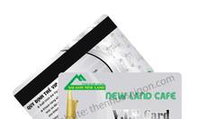 Nhận in thẻ cảm ứng, thẻ vip, thẻ mỏng dán - miễn phí thiết kế