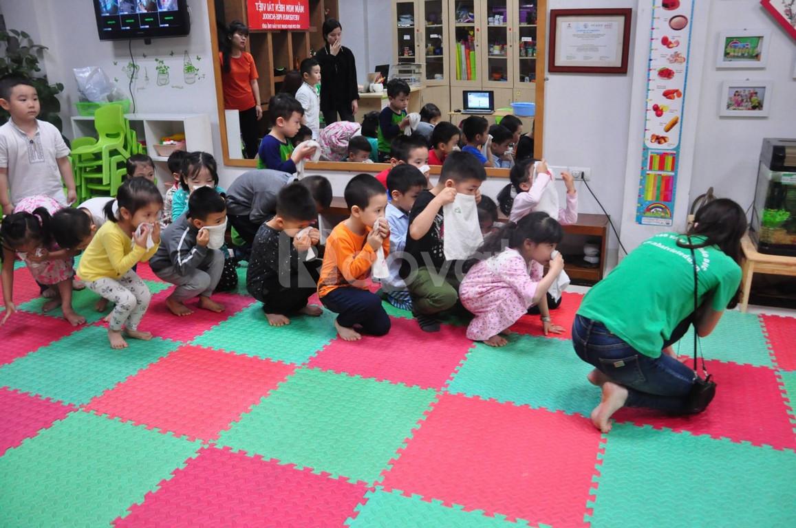 Dịch vụ tổ chức học tập, dã ngoại trải nghiệm nhà trường