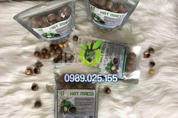 Mua hạt macca giá rẻ tại TPHCM
