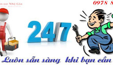 Sửa máy bơm nước quận Tân Phú