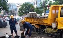 Dịch vụ thông tắc quận Nam Từ Liêm