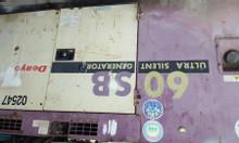 Bán máy phát điện hiệu Denyo công suất 60kva