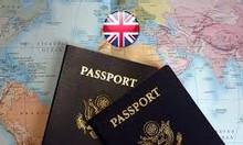 Visa  du học du lịch Anh, Mỹ và các nước châu Âu