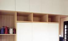 2N Furniture nhận thiết kế, thi công tủ quần áo âm tường tại Biên Hòa