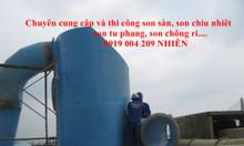 Sơn Epoxy cho hồ nước thải giá rẻ