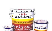 Tháng 4 giảm giá mạnh dòng sơn dầu Galant