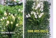 Tấm cỏ nhựa tai chuột giá rẻ Hà Nội