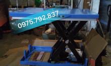 Bàn nâng điện 1 tấn, 2 tấn - 1m HIW10, HIW20 Eoslift, giá rẻ