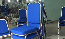 Ghế nhà hàng tiệc cưới, ghế inox nhà hàng, ghế nhà hàng giá rẻ