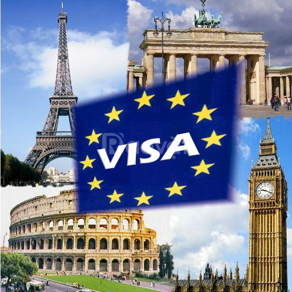 Khai hồ sơ xin visa đi Châu Âu visa schengen