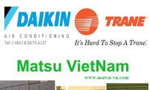 Trane - Daikin dịch vụ sửa chữa - bảo trì máy điều hòa