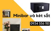Mua tủ mát khách sạn - minibar hay tủ lạnh mini khách sạn?