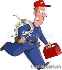 Cần thợ điện nước đi làm luôn