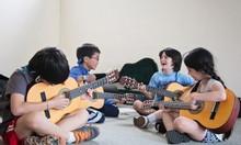 Khoá học guitar đệm hát cho trẻ em và người lớn
