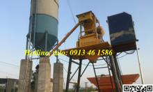 Máy trộn bê tông trạm trộn bê tông JS500