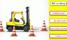 Nha Trang - đào tạo chứng chỉ lái xe nâng tại công ty Khánh Hòa (OJT)