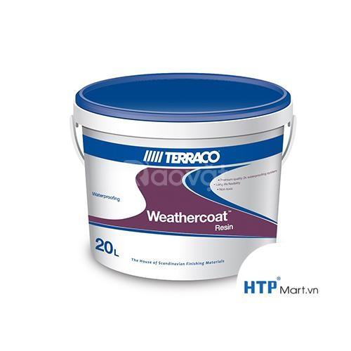 Nhà cung cấp sơn chống thấm Terraco Weathercoat 411 Resin chính hãng