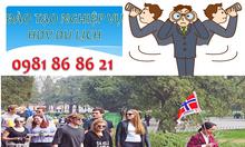 Đào tạo hướng dẫn viên du lịch toàn quốc