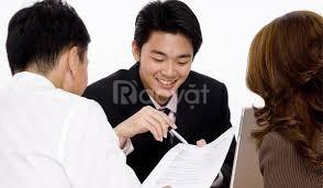 Cần tìm nam nhân viên kinh doanh đi làm ngay