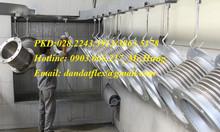 Ống mềm Sprinkler dùng trong PCCC, ống mềm inox, khớp nối mềm, ống mềm