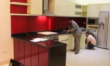 Nhận cắt đá và lắp bếp