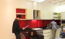 Vá đá lắp bếp từ, dịch vụ lắp đặt bếp từ, cắt đá mặt bếp ở đâu