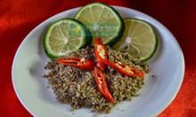 Đặc sản thịt trâu gác bếp SaPa Lào Cai