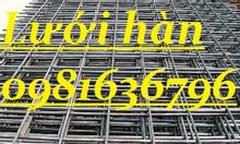 Lưới thép hàn D4 - lưới đổ sàn bê tông