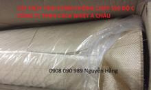 Vải thủy tinh chống cháy HT800 dày 1mm