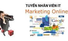 Nhân viên Marketing online yêu cầu kinh nghiệm