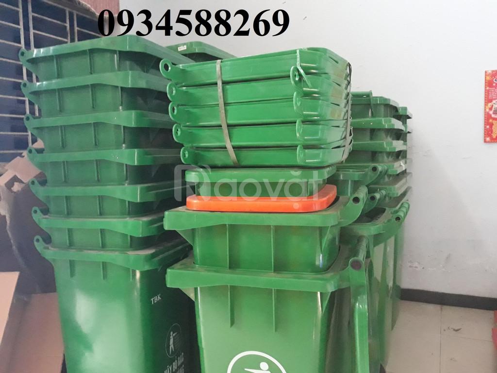 Thùng rác Đà Nẵng - thùng rác nhựa - thùng rác công nghiệp