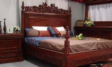 5 mẫu giường ngủ đẹp, hiện đại và sang trọng, nội thất gia đình