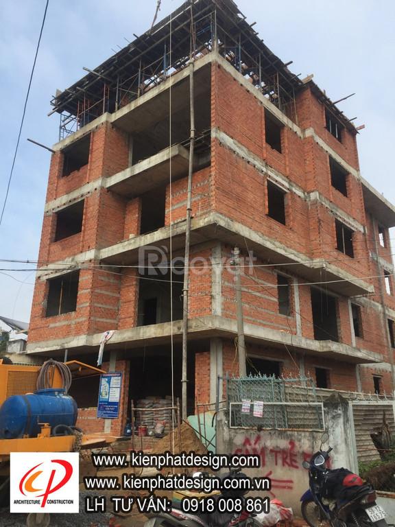 Công ty thiết kế xây dựng uy tín tại TPHCM