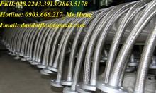 YCBG nguyên bộ ống mềm sprinkler pccc, ống mềm inox chống rung