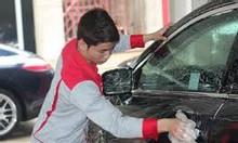 Tìm gấp nv rửa xe, chăm sóc xe ô tô đi làm ngay