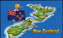 Thủ tục xin Visa thăm thân New Zealand
