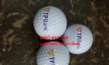 In logo lên bóng golf, banh golf làm quà tặng