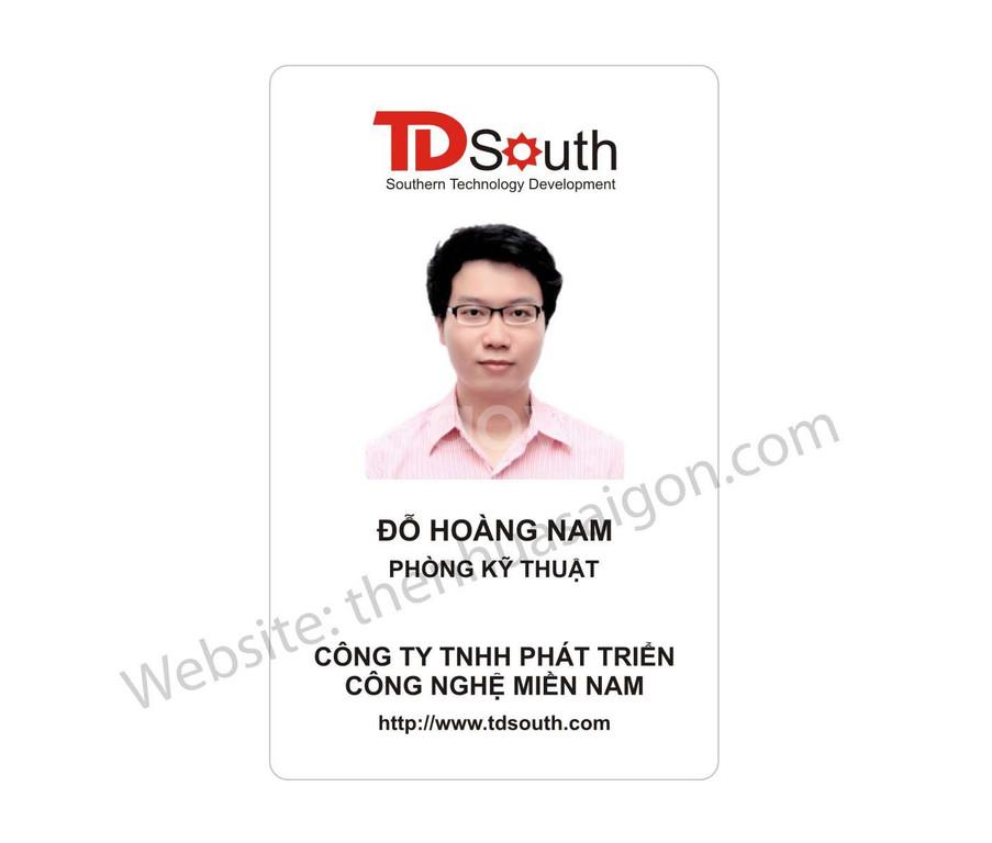 In thẻ vip giá rẻ - chuyên nghiệp - chất lượng cao